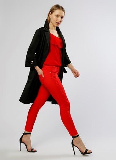 Only Jean Pantolon Kırmızı